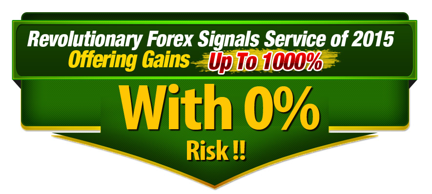 No risk no gain in forex